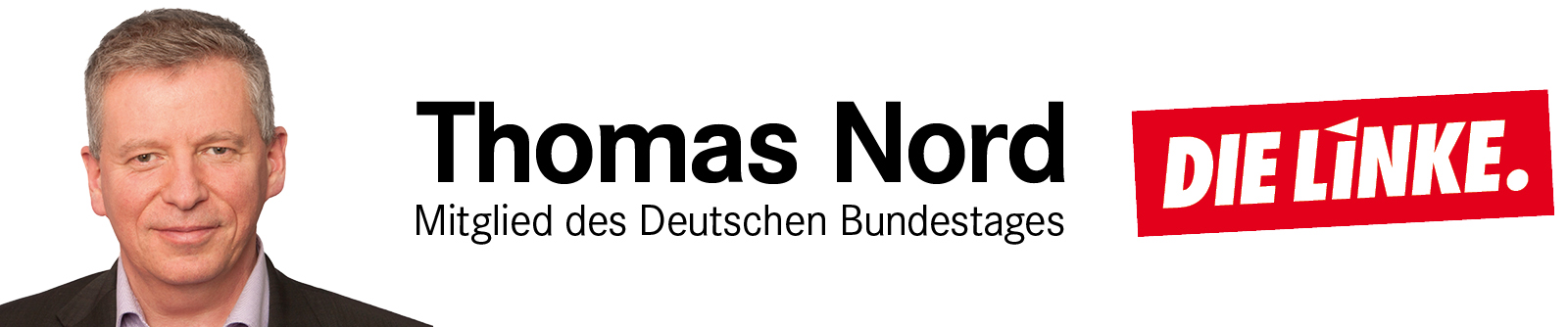 Thomas Nord (MdB/DIE LINKE)